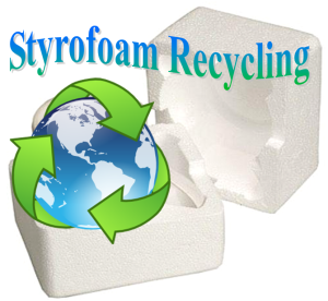 recycle styrofoam